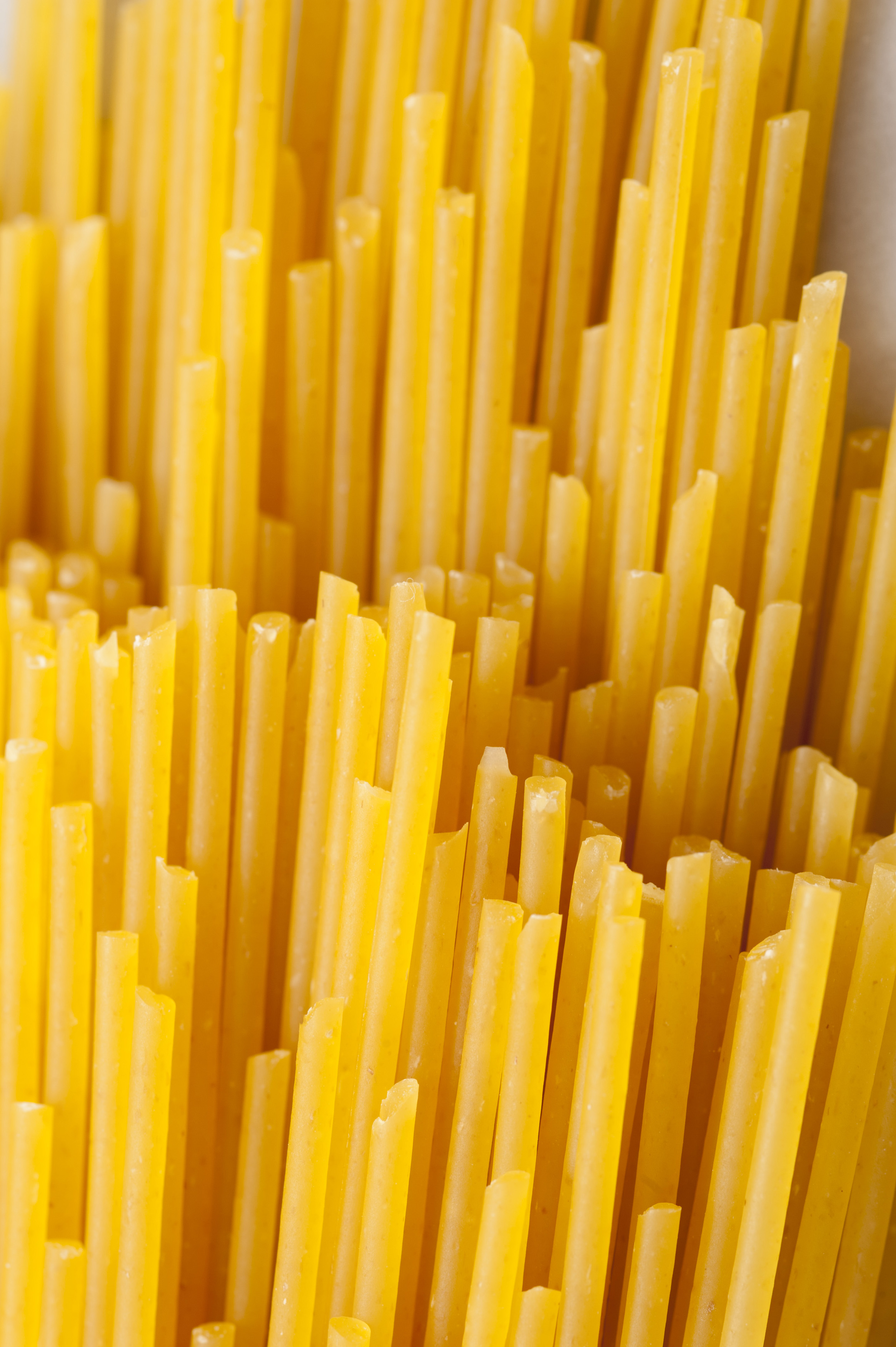 Dried Spaghetti Free Stock Image
