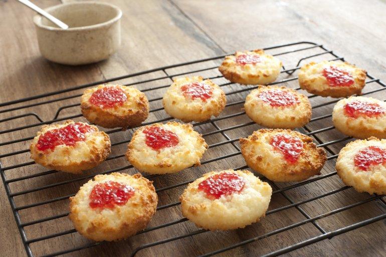 Strawberry Jam For Sponge Cake Filling