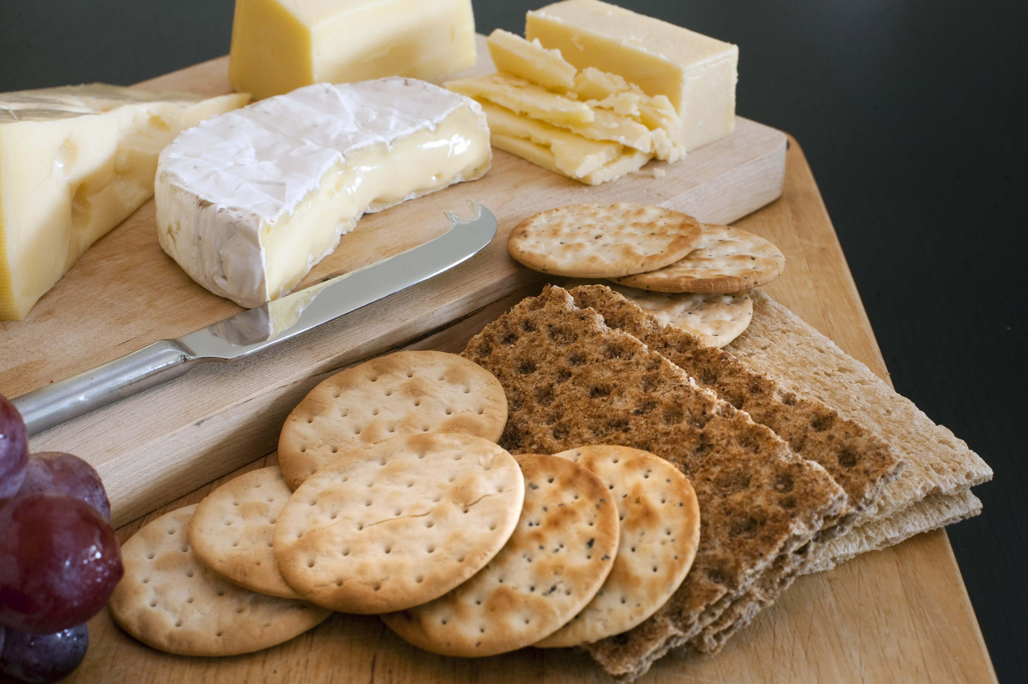 I agree to the terms of the image use license. DOWNLOAD IMAGE & Cheese platter with assorted cheeses - Free Stock Image