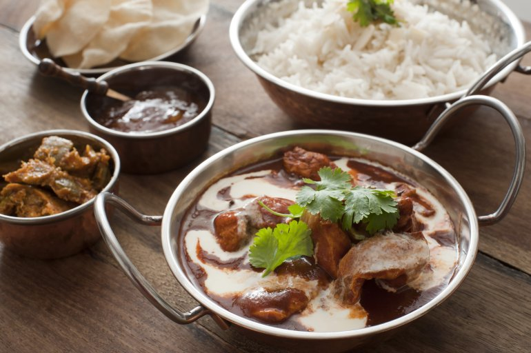 Indian Food Keywords