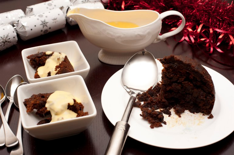 Christmas Seasonal Cake Recipes