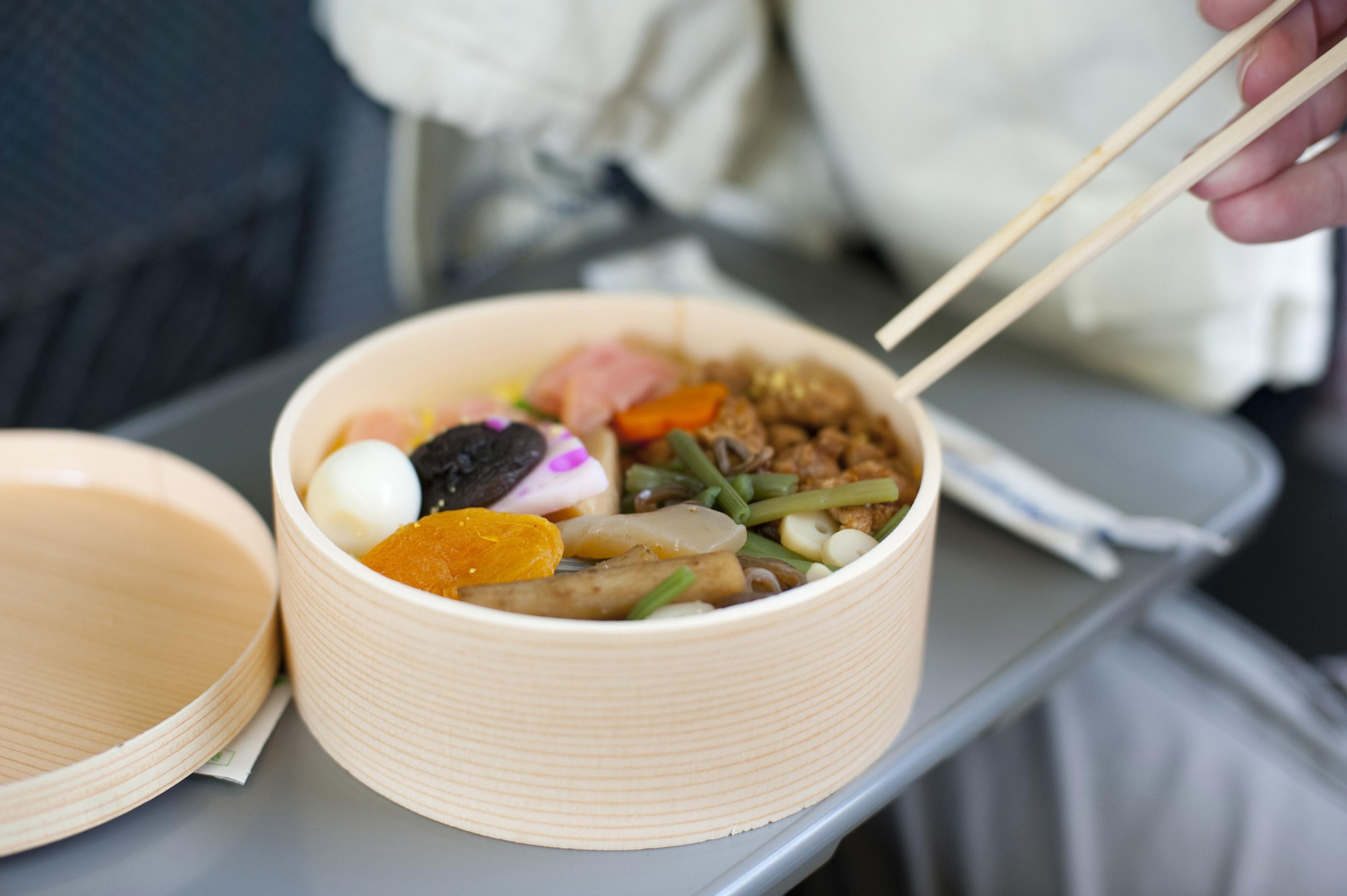 Image Box - Or Japanese With Bento Food Obento Free Stock